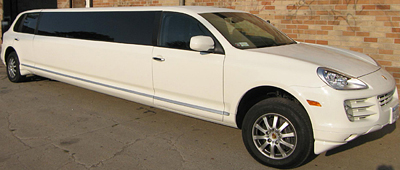 Pennsylvania Wedding Limousine Service and Luxury Car Rentals Services